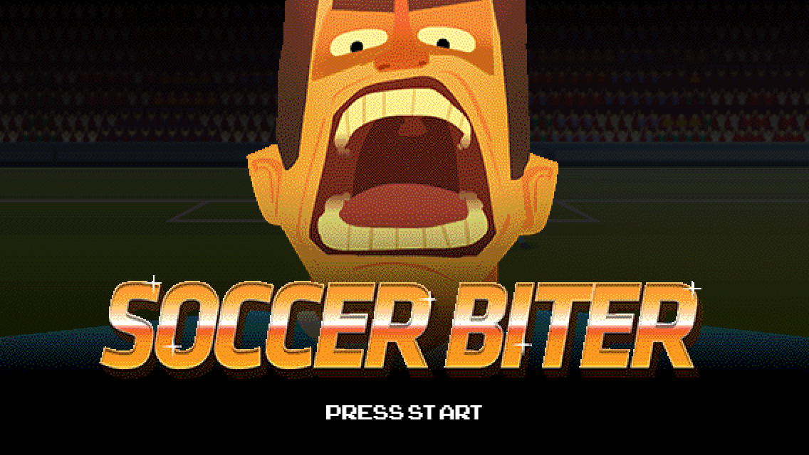Sink your teeth into Soccer Biter and become a World Champ