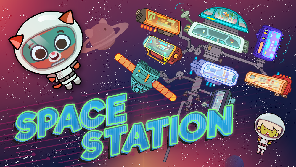 Bamba Space Station
