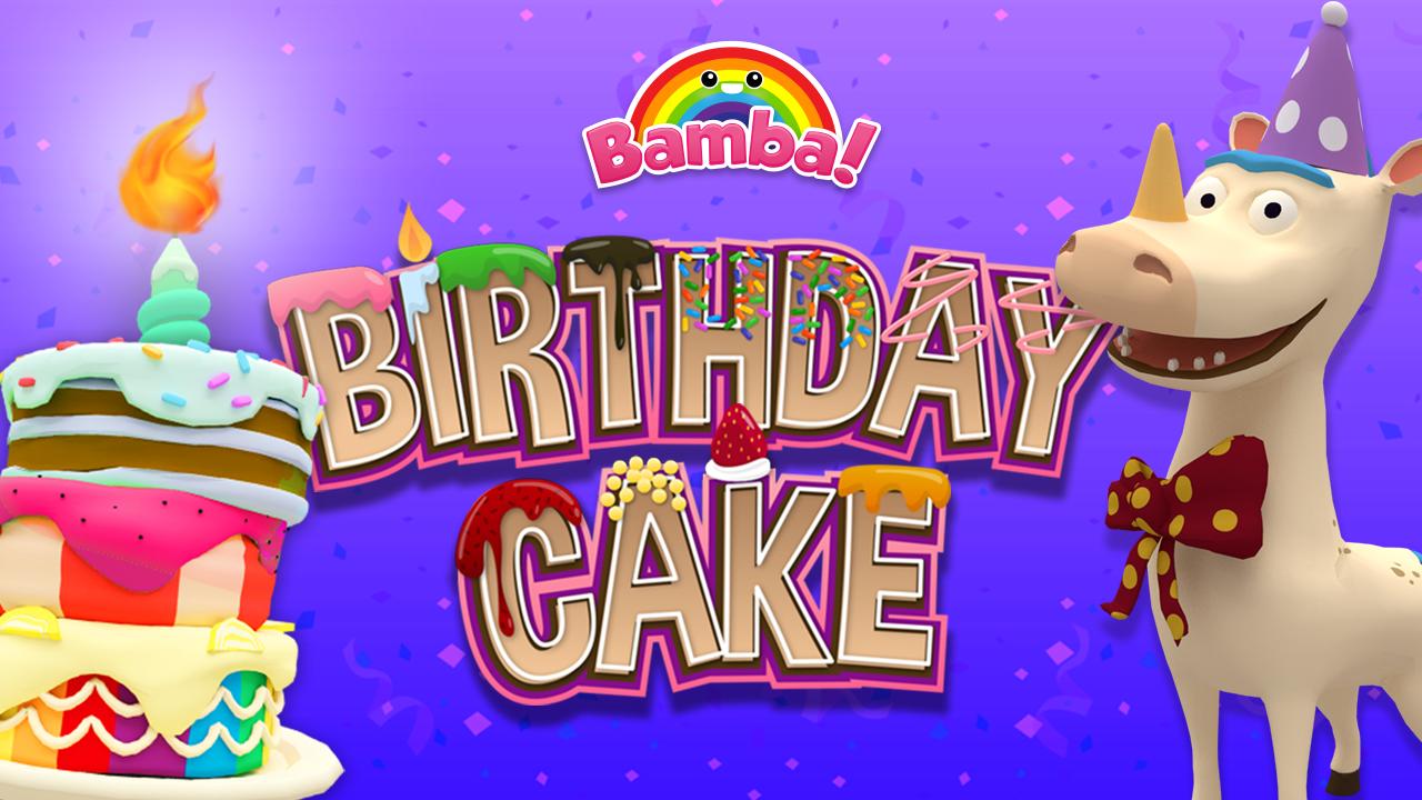 bamba birthday cake