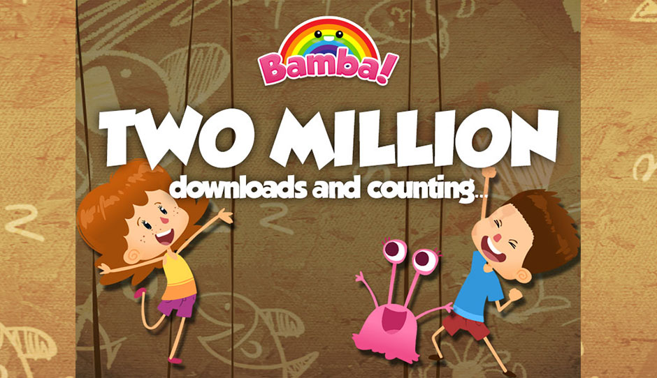 TWO million downloads and counting...
