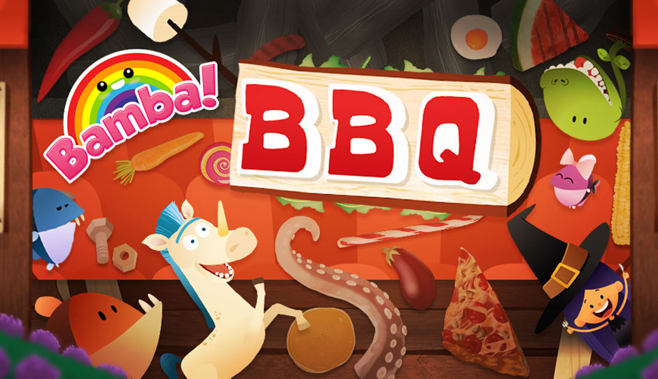 Kids Can Be The Ultimate BBQ Pitmaster With Bamba BBQ For iOS