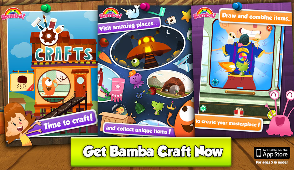 Get Bamba Craft Now! It's Free!