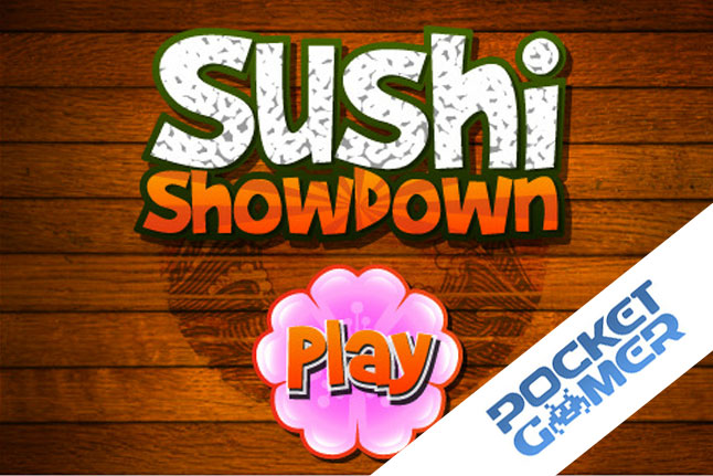 The inspiration behind Sushi Showdown