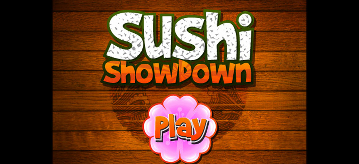 Sushi Showdown, our popular sushi smashing app is now free to download!
